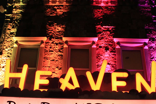 Heaven Resto Bar and Lounge