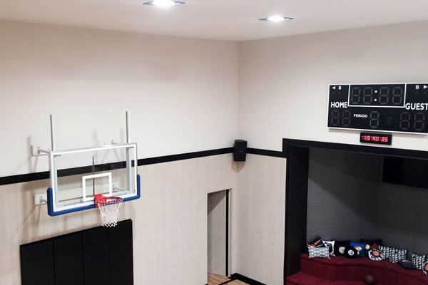 Private Home Gymnasium